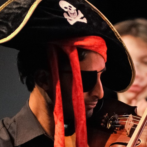 Pirates of the caribbean - Audium - He is a pirate