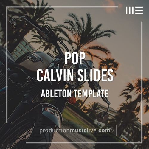 PML - Calvin's Slides - Template By K - Pizza