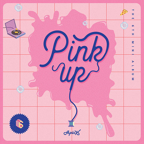 A. Pink up - A Pink - Evergreen