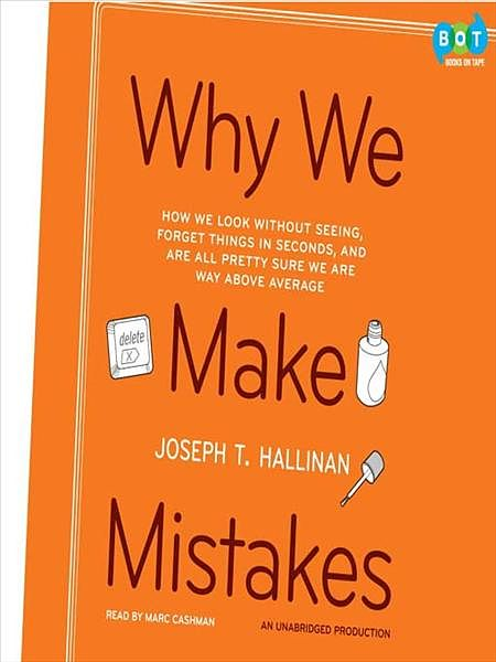 Why We Make Mistakes-Part01
