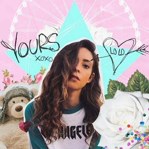 11. Yours - Lo Lo